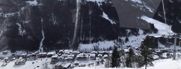 Dorfbahn Gerlos is one of Zillertal Arena.