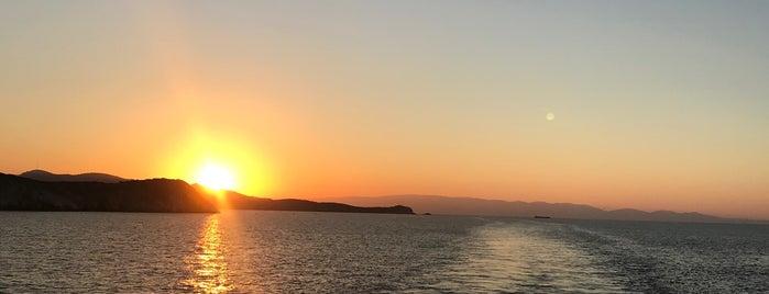 Marmara Denizi is one of สถานที่ที่ Pelin ถูกใจ.
