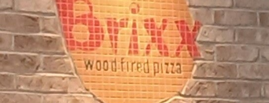 Brixx Wood Fired Pizza is one of NoVa.