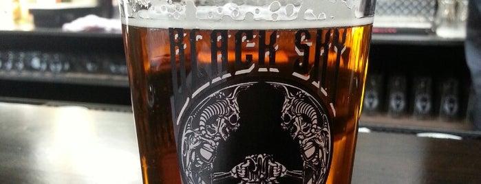 Black Sky Brewery is one of Craft Brewing Guide: Denver Colorado.