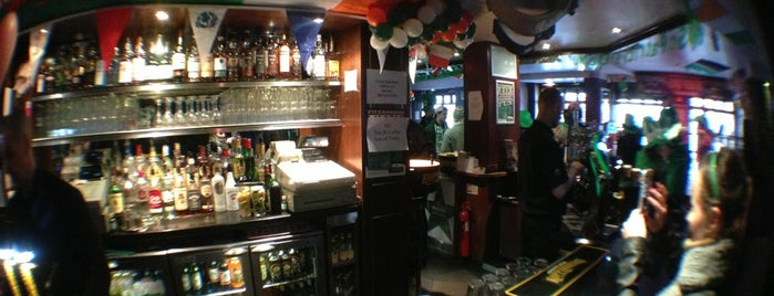 Fitzsimons Bar is one of Dublin. Ireland.