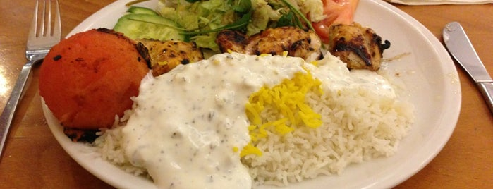 Karun Bistro - Persisch Arabische Küche is one of Berlin's best food.