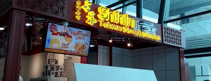 Shihlin Taiwan Street Snacks is one of Locais curtidos por Mia.