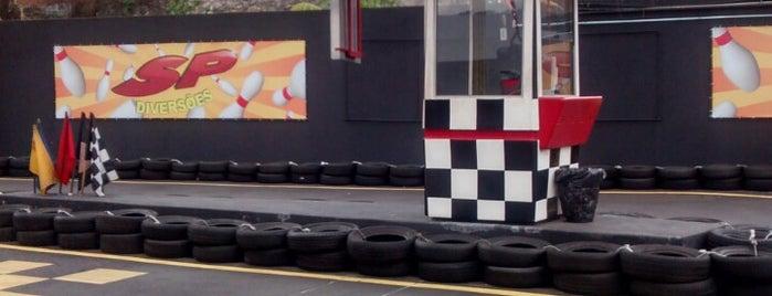 Kart is one of Restaurante.