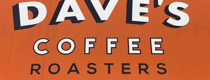 Dave's Coffee is one of PVD + other RI.