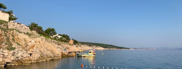 Plaža Šilo is one of Crikvenica.