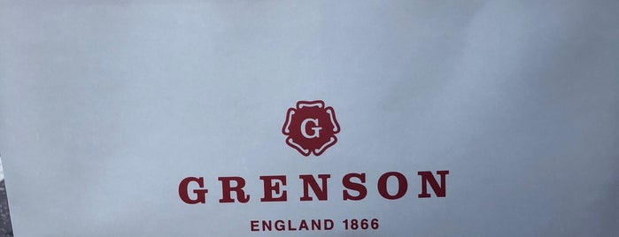 Grenson is one of Lnd20202.