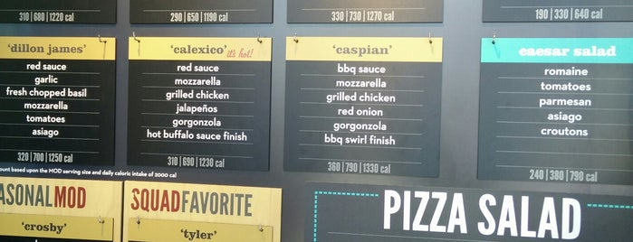 Mod Pizza is one of Jana's Liked Places.