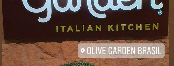 Olive Garden is one of Posti che sono piaciuti a Alberto J S.