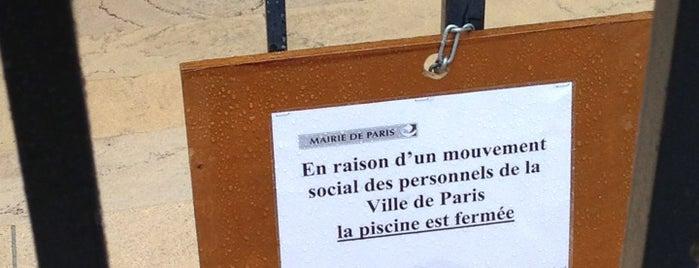 """Piscine Jean Taris is one of Le parcours """"Pass Jeunes""""."""
