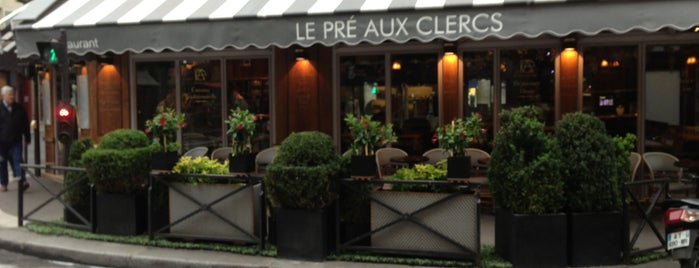 Le Pré aux Clercs is one of Katyさんの保存済みスポット.