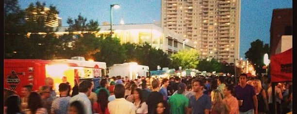 H & 8th Night Market is one of OKC.