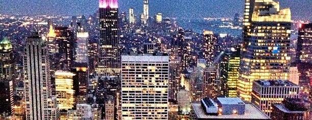 トップ オブ ザ ロック展望台 is one of Manhattan Favorites.