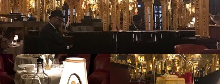 The Café at Café Royal Hotel is one of Mayfair List.
