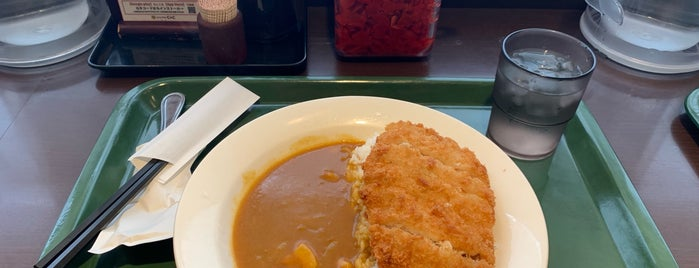 なか cafe & curry 小伝馬町店 is one of TOKYO-TOYO-CURRY 4.