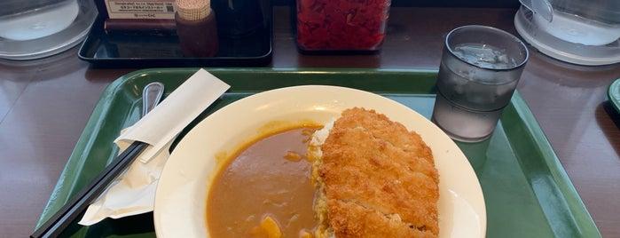 なか cafe & curry 小伝馬町店 is one of TOKYO-TOYO-CURRY 4.