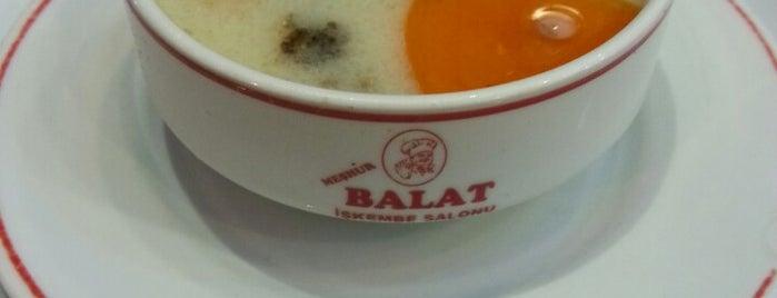 Meşhur Balat İşkembecisi is one of Lugares favoritos de Mert.