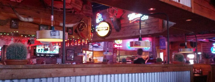 Texas Roadhouse is one of Tempat yang Disukai Richie.