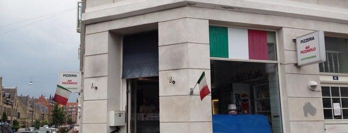 Pizzeria del Pizzaiolo is one of Lugares favoritos de Jakob.