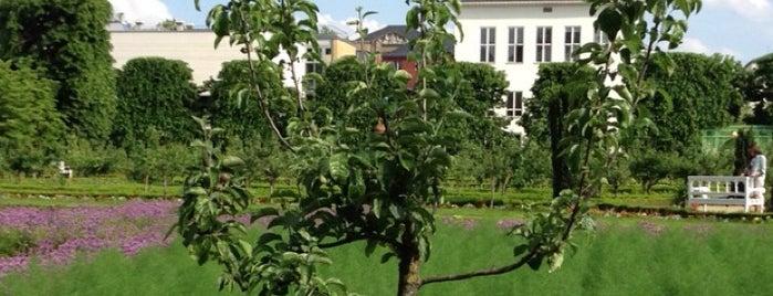 Prinz-Georgs-Garten is one of Darmstadt - must visit.