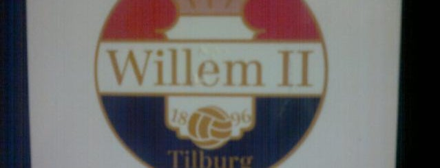 Koning Willem II Stadion is one of Football Arenas in Europe.
