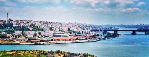 Pierre Loti Tepesi is one of İstanbul.