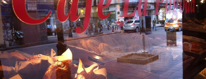 Café La Pagoda is one of to go!.