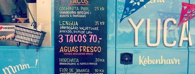 Yuca Taco, Stefansgade is one of Denmark 🇩🇰.