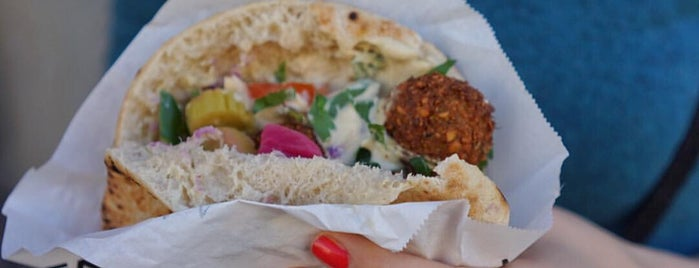 Falafelbaren is one of Lugares favoritos de Ms.