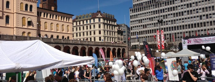 Youngstorget is one of Norway.