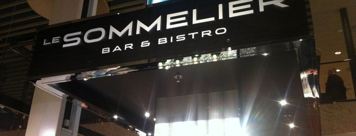 Le Sommelier is one of Priyanka : понравившиеся места.