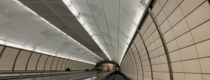 MTA Subway - 34th St/Hudson Yards (7) is one of Lieux qui ont plu à Jason.