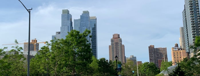 Hudson Yards Public Square and Gardens is one of NYC.