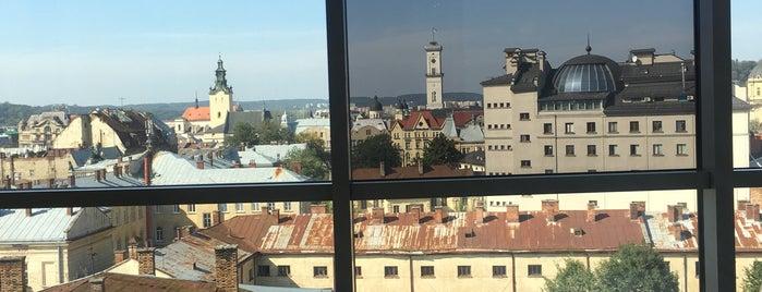 ibis Styles Lviv Center is one of Elena : понравившиеся места.