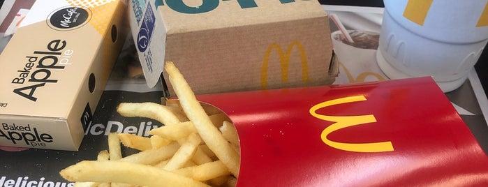 McDonald's is one of Danyelさんのお気に入りスポット.