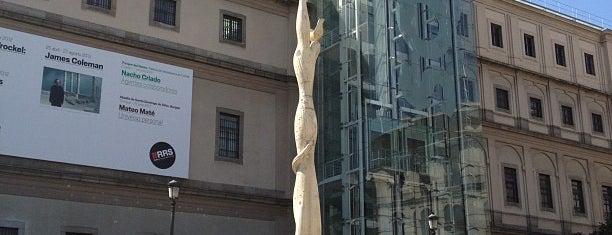 Museo Nacional Centro de Arte Reina Sofía (MNCARS) is one of Funky Madrid.