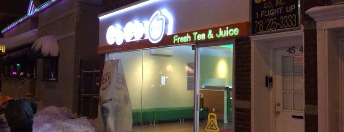 CoCo Fresh Tea & Juice is one of Montana 님이 저장한 장소.
