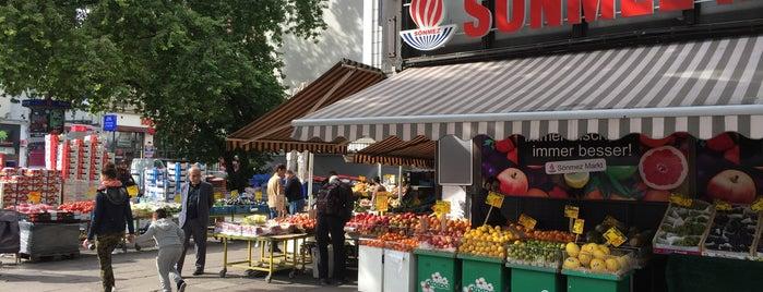 Sönmez Markt is one of Hamburg Best.