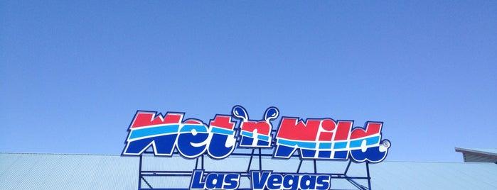 Wet'n'Wild Las Vegas is one of Vegas.