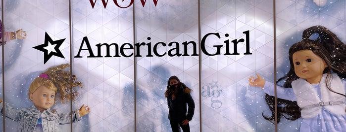 American Girl Doll Store is one of Oscar : понравившиеся места.