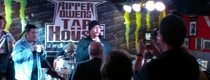 Ripper Owens Tap House is one of Someday when traveling.