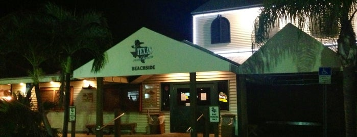 Texas Roadhouse is one of Cocoa Beach FL Trip @kurtwvs.