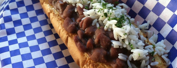 Dreamy Weenies is one of Offbeat's favorite New Orleans restaurants.
