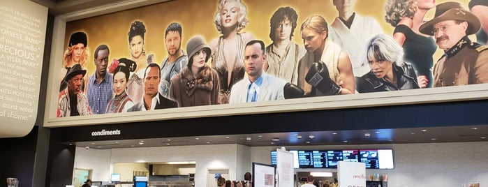 AMC Dine-in Clearfork 8 is one of The 13 Best Movie Theaters in Fort Worth.