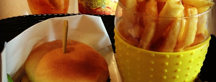 Omakase Burger is one of Eats: Places to check out (Singapore).