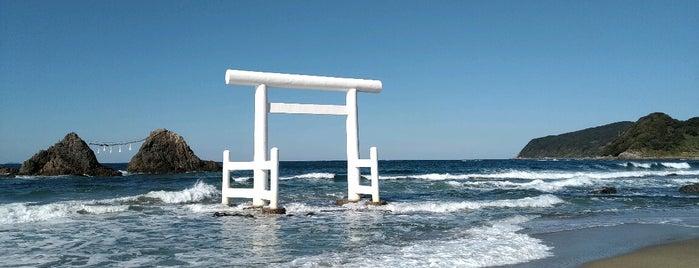夫婦岩 is one of Fukuoka.