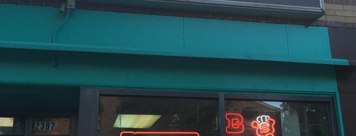 Roaming Buffalo Bar-B-Q is one of Westword essential denver.