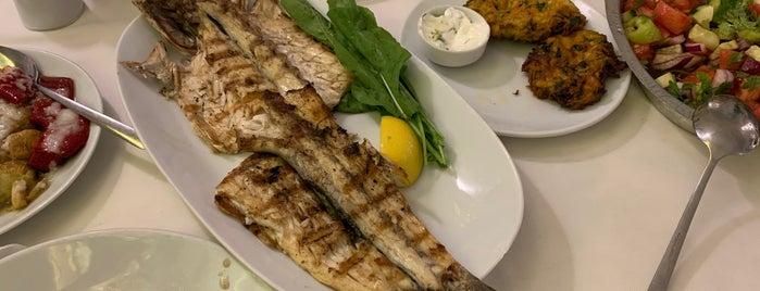 Fethiye Balık Hali Hilmi's Restaurant is one of Ölüdeniz/Fethiye.