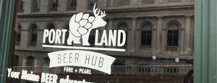 The Portland Beer Hub is one of Mexico City.