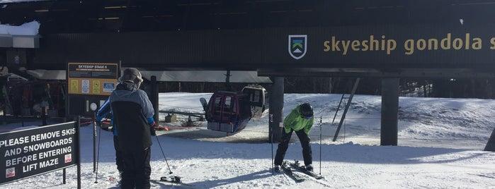 Skyeship Gondola Stage II is one of Ski trips.